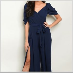 New Navy Pantsuit